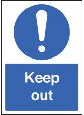 A4 Keep Out